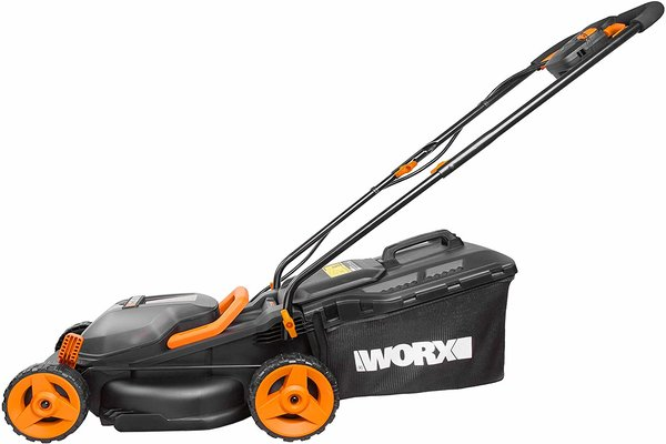 WORX WG779E.2 Cordless Lawnmower