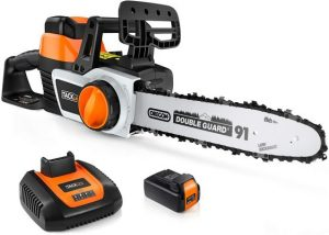 TACKLIFE Cordless Chainsaw