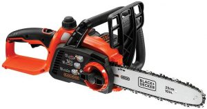 BLACK+DECKER 18V best cordless electric chainsaw