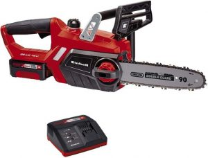 Einhell GE-LC 18 best battery chainsaw