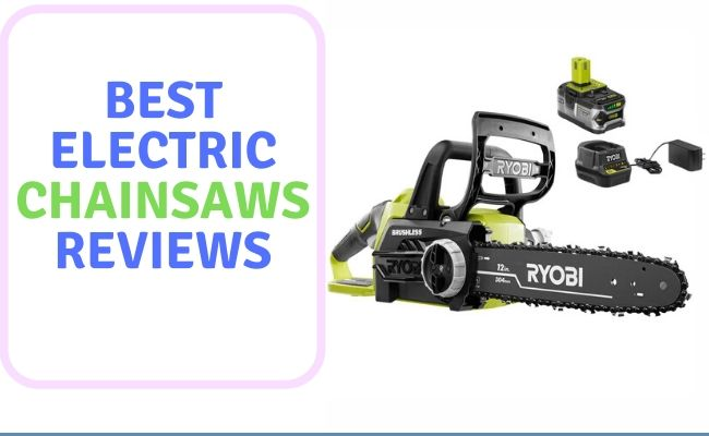 Best Electric Chainsaws UK