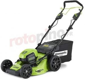 Greenworks 60V Self-Propelled Lawnmower