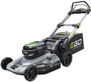 EGO Power Plus LM2122E-SP Cordless 56v 52cm Self Propelled Lawnmower