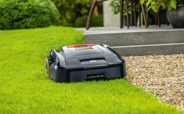 Benefits Of A Robot Lawnmower