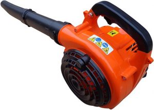 Handheld petrol leaf blowers
