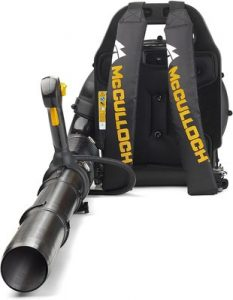 Mcculloch GB355BP Petrol Backpack Leaf Blower