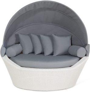 Outdoor Garden Canopy Bed Weather Resistant