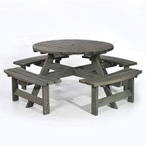 BrackenStyle York Garden Furniture 8 Seat