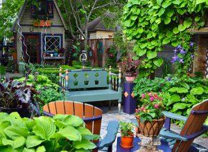 Style The Garden