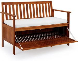 garden furniture with storage