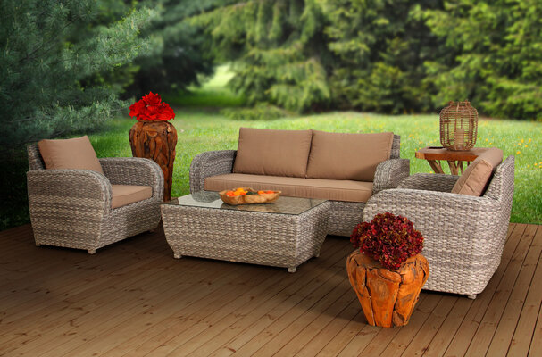 Best Garden Furniture To Leave Outside Space Saving Garden Furniture