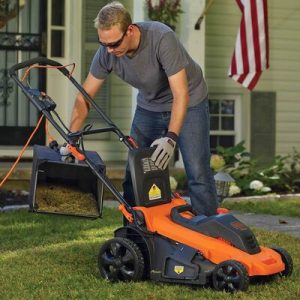 Electric Push Mowers