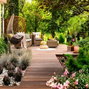 Make Your Garden Feel Like Your An Extension of Your Interior