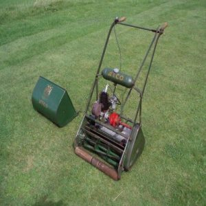 Manual Or Reel Mowers