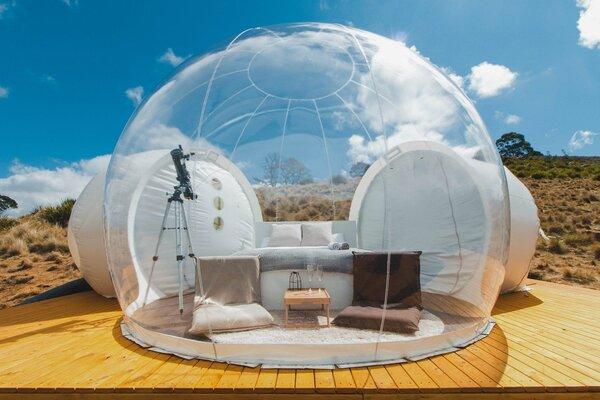 Best Bubble Tent UK