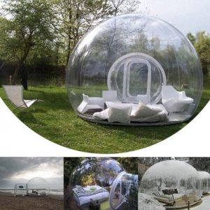Clear Dome Tent