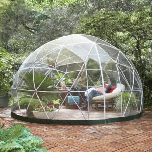 Garden Igloo 33244 Clear Greenhouse