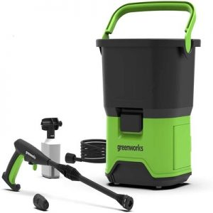 Greenworks GDC40 Cordless High-Pressure Cleaner