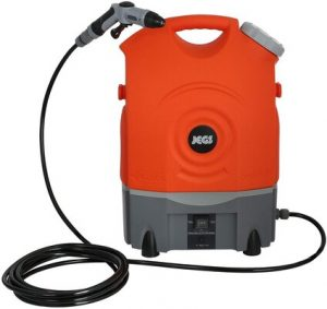 Jegs HT3 12V Rechargeable Portable Pressure Washer