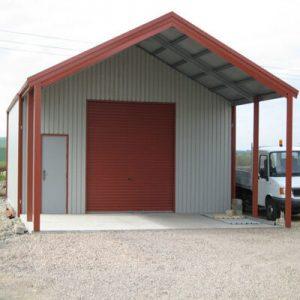 metal sheds