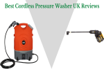 Best Cordless Pressure Washer UK Reviews