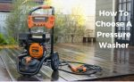 Buying Guide Of Pressure Washer UK