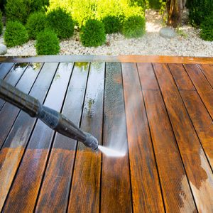 Cleaning Patios