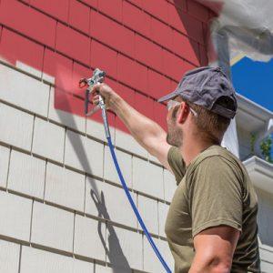 Preparing an External Wall to Paint