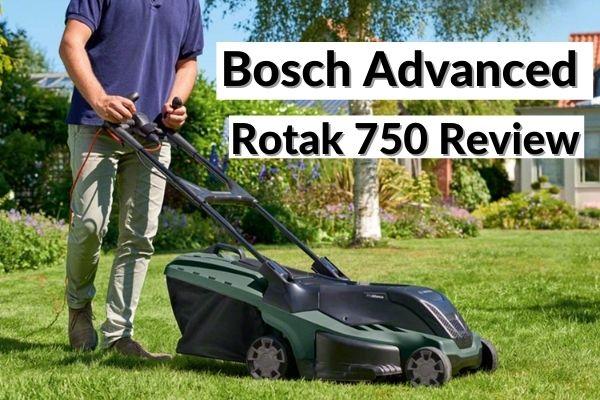 Bosch Advancedrotak 750 Review