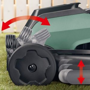Bosch Citymower 18 Cordless Lawn Height