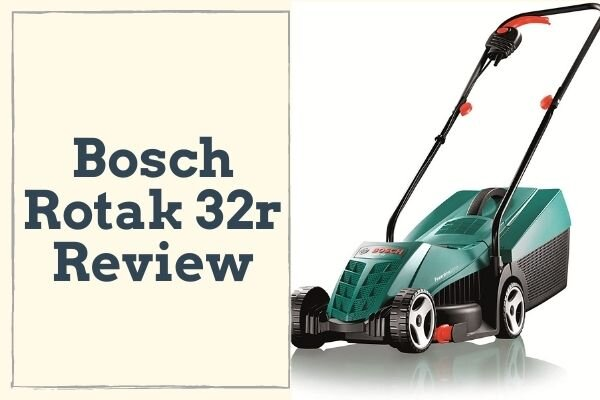 Bosch Rotak 32r Review