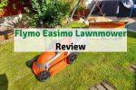 Flymo Easimo Lawnmower Review