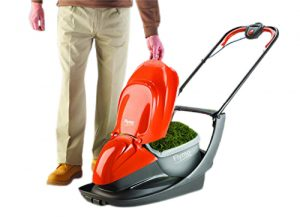 Grass box of Hover Mower