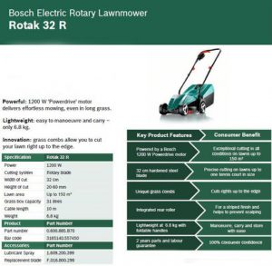 best lawn mower for medium sized garden