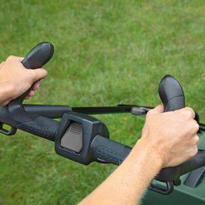 bosch rechargeable lawn mower