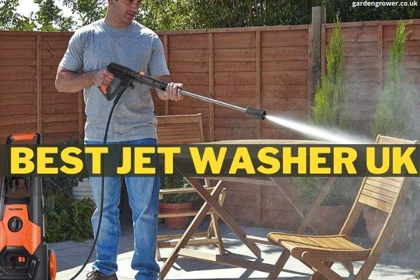 Best Jet Washers UK