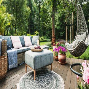 Create an Outdoor Living Area