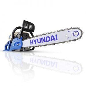 Hyundai 62cc Petrol Chainsaw