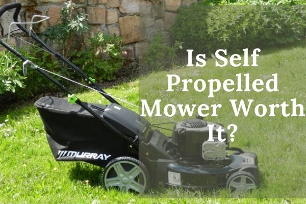 Is Self Propelled Mower Worth It_