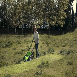 budget lawnmower