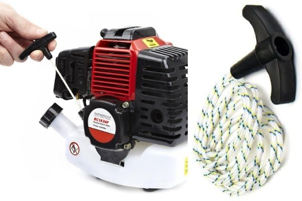 How To Fix Pull Cord on Petrol Strimmer