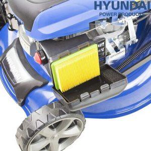 139cc petrol roller lawn mower