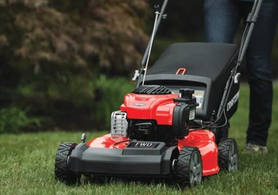 How Does A Self Propelled Lawn Mower Work