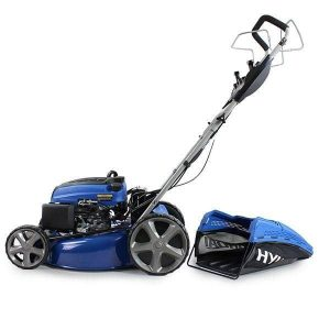 Hyundai electric lawn mower